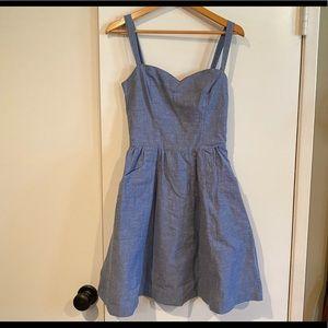 Joie chambray dress